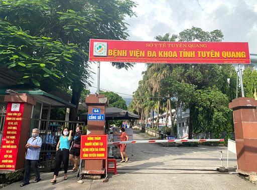 Từ tối nay, Tuyên Quang không tiếp nhận người từ vùng dịch vào địa bàn