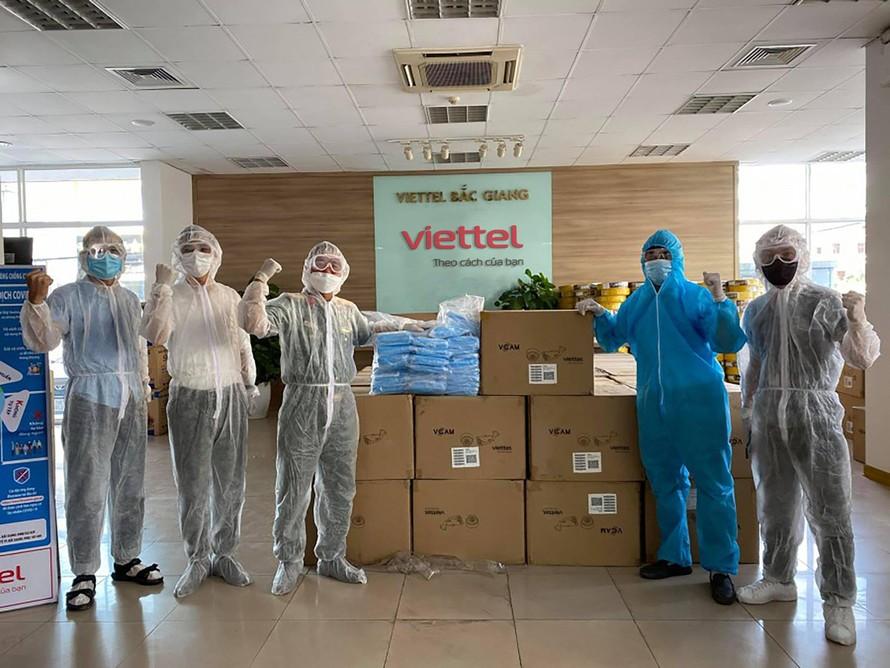 Viettel hoàn thành kết nối camera khu vực cách ly