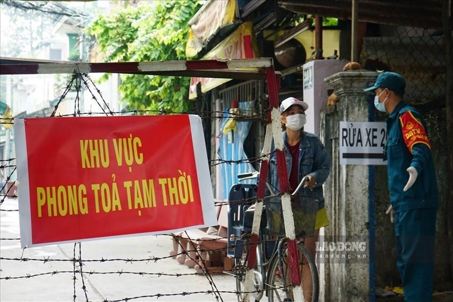 TP Hồ Chí Minh thêm 18 ca dương tính SARS-CoV-2 trong cộng đồng