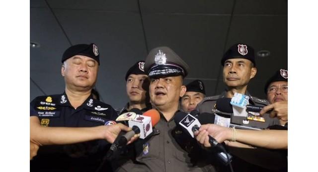 Phó Tư lệnh cảnh sát Thái Lan Srivara Ransibrahmanakul (Ảnh: Nation)