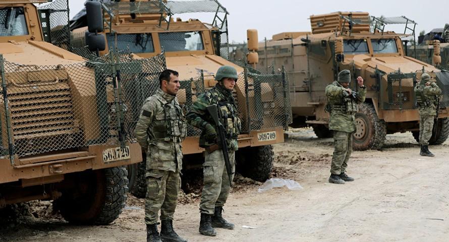 Chiến sự Syria: 7 binh lính Thổ Nhĩ Kỳ thiệt mạng tại Afrin