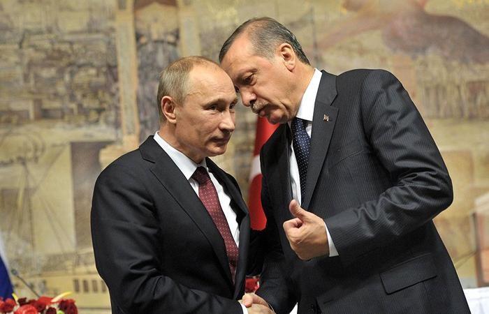 Lãnh đạo Nga và Thổ Nhĩ Kỳ thảo luận về tình hình tại Đông Ghouta