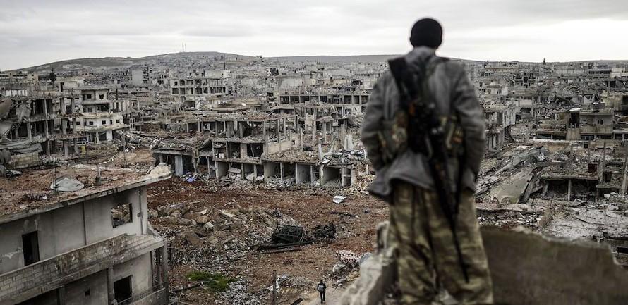 Syria cần nhiều hơn 400 tỷ USD để tái thiết đất nước