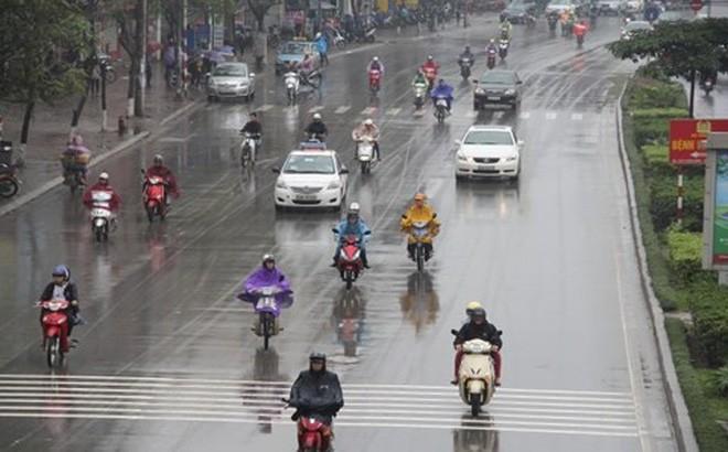 Bắc Bộ tiếp tục có mưa dông đến hết tuần