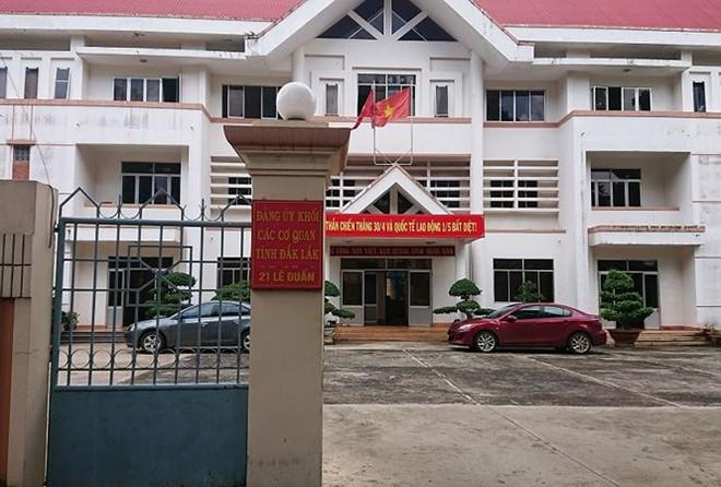 Đảng Ủy khối các cơ quan Đắk Lắk
