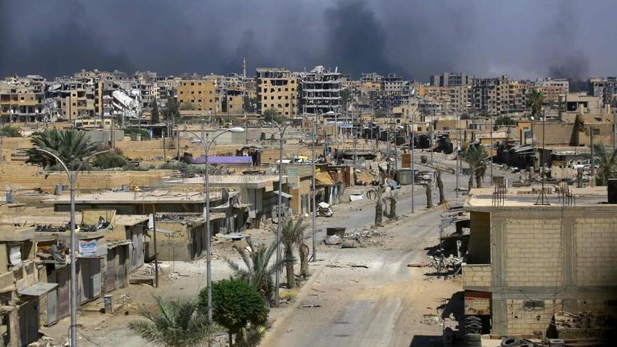 Israel và Nga thảo luận về tình hình chiến sự tại miền Nam Syria