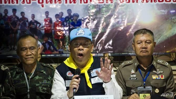 Toàn cảnh ngày cuối chiến dịch giải cứu nạn nhân hang Tham Luang