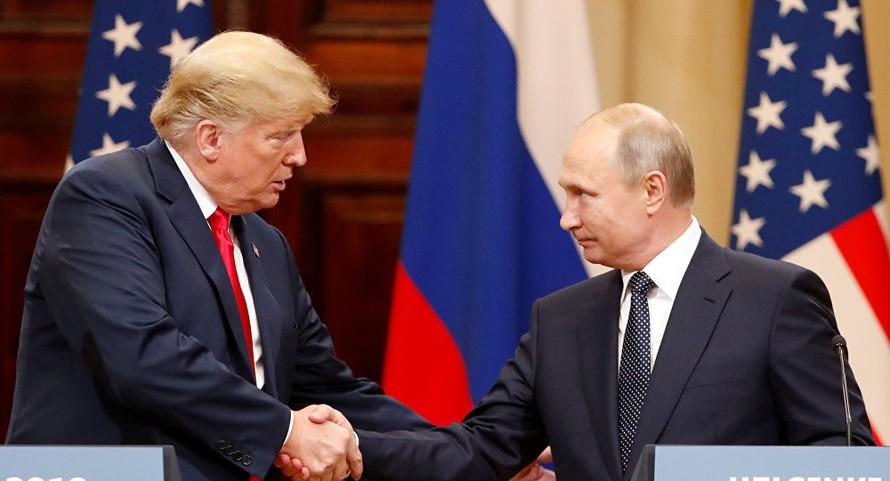 Tổng thống Trump: 'Vụ điều tra Muller đang chia rẽ quan hệ Mỹ-Nga'