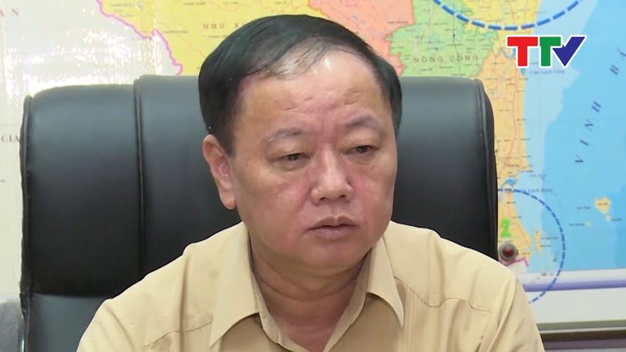 Ông Lê Minh Thông - Giám đốc Sở KH&CN tỉnh Thanh Hóa.