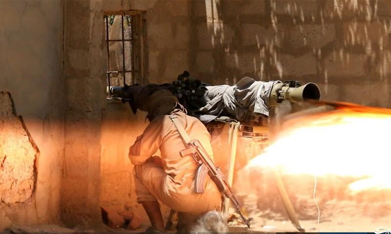 Chiến sự Syria: IS và SDF nhận tổn thất lớn trong cuộc giao tranh tại Hajin