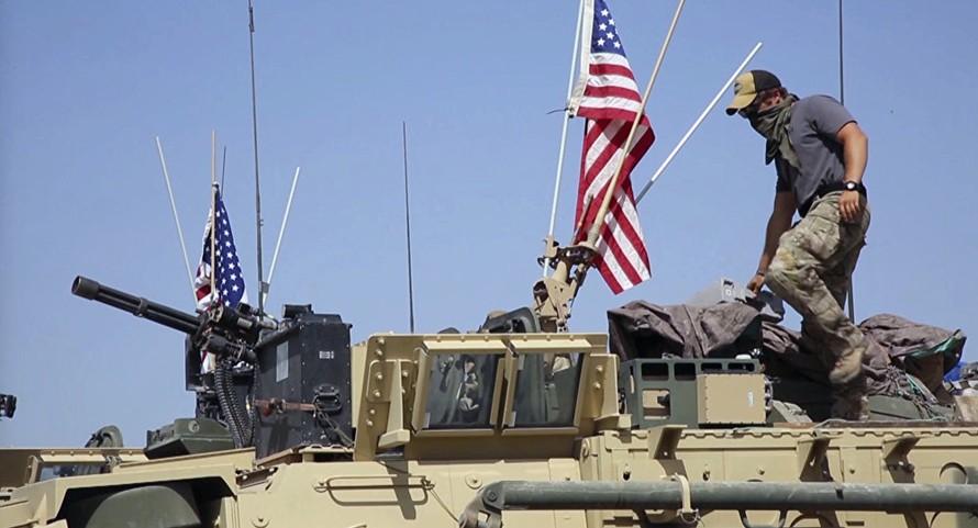 Quân đội Mỹ đang chuẩn bị rút toàn bộ lực lượng khỏi vùng đông bắc Syria