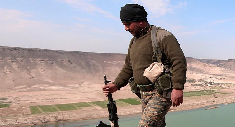 Phiến quân người Kurd khẳng định IS sắp đến hồi diệt vong tại Syria
