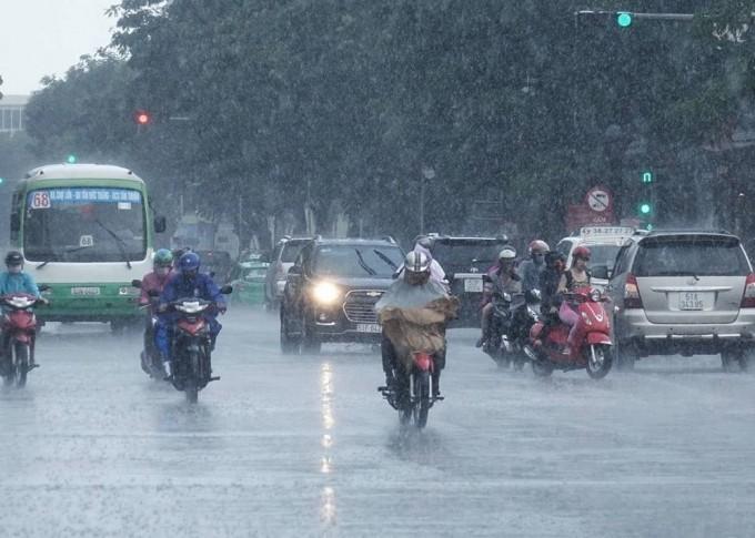 Thời tiết ngày 14/3: Hà Nội và các tỉnh miền Bắc có mưa từ chiều tối