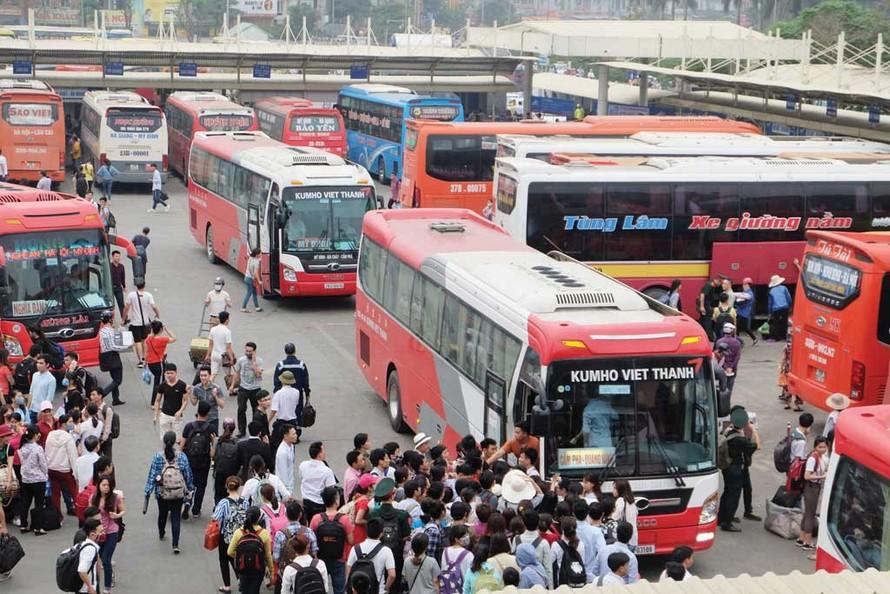 TP Hà Nội tăng cường hơn 3000 chuyến xe trong các dịp nghỉ lễ sắp tới