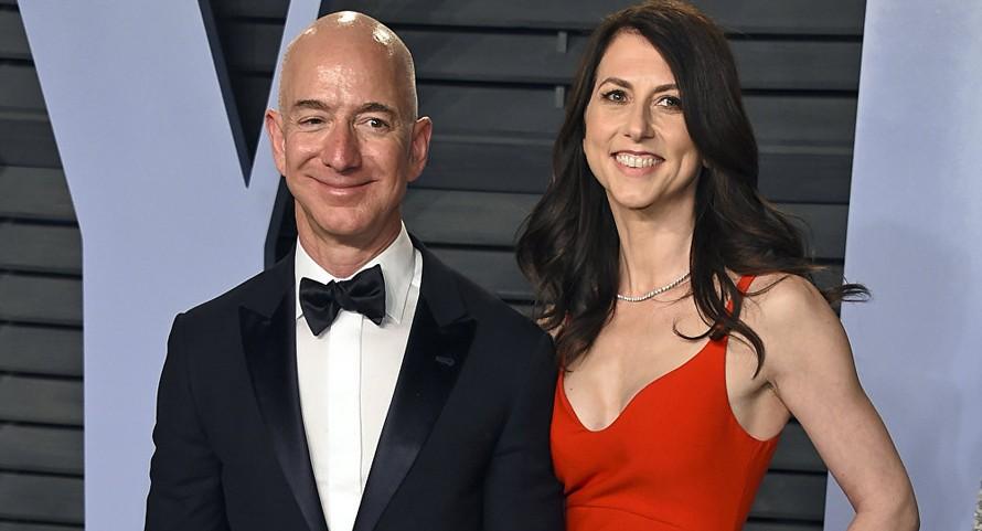 Hoàn tất ly hôn, vợ cũ nhà sáng lập Amazon trở thành người phụ nữ giàu thứ ba thế giới