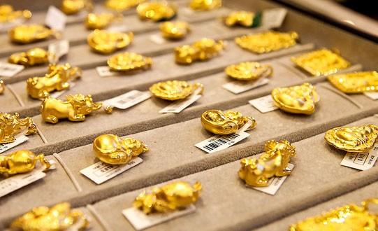 Giá vàng ngày 21/8: Vàng quay trở lại đà tăng