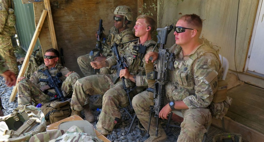 Mỹ đạt được thỏa thuận sơ bộ với Taliban