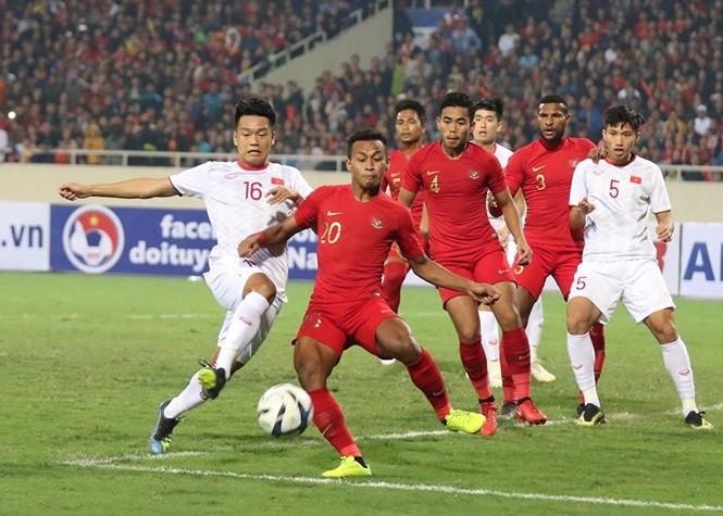 Thay đổi địa điểm thi đấu trận Indonesia vs Việt Nam tại VL World Cup 2022