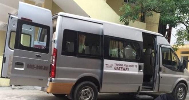 Bộ GD&ĐT đề nghị xây dựng tiêu chuẩn xe đưa đón học sinh
