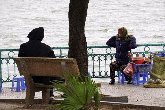 Từ ngày mai, không khí lạnh gây mưa cho Bắc Bộ