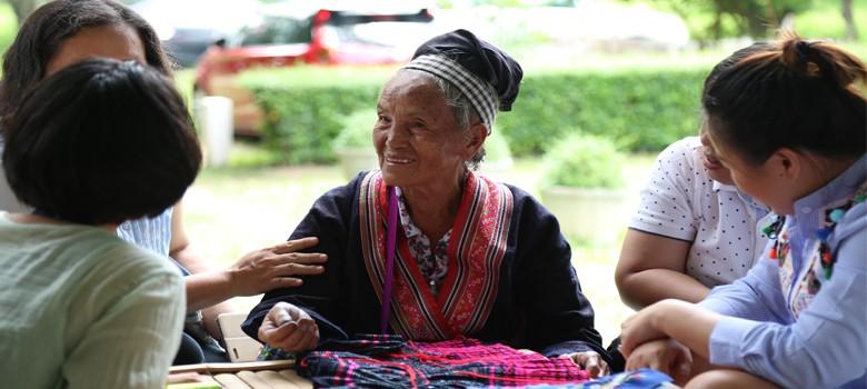 Chiang Mai: Thành phố Sáng tạo trong lĩnh vực Thủ công và Nghệ thuật dân gian