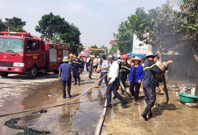 Hỏa hoạn tại Nghệ An, gia chủ thiệt hại hơn 1 tỷ đồng