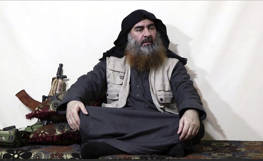 Những ngày tháng cuối cùng của trùm khủng bố al-Baghdadi