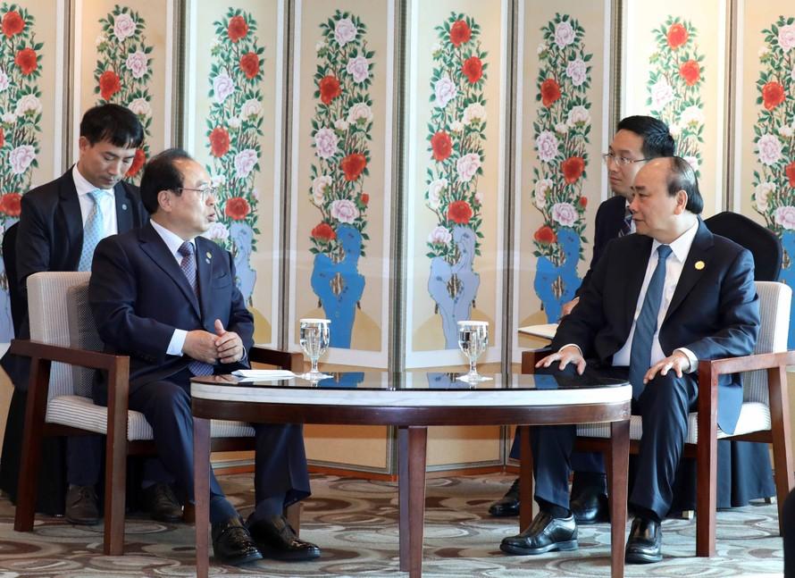 Thủ tướng mong muốn chính quyền TP. Busan tạo thuận lợi cho cộng đồng người Việt