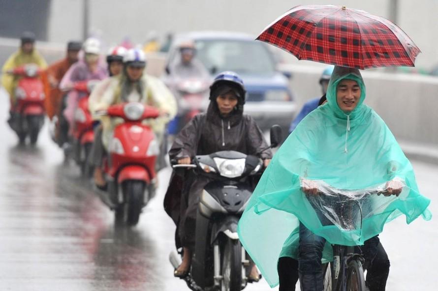 Thời tiết ngày 28/11: Không khí lạnh tăng cường, miền Trung có mưa lớn