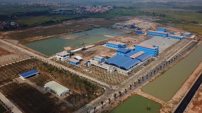 'Đầu tư nhà máy nước mặt sông Đuống là đúng quy hoạch'