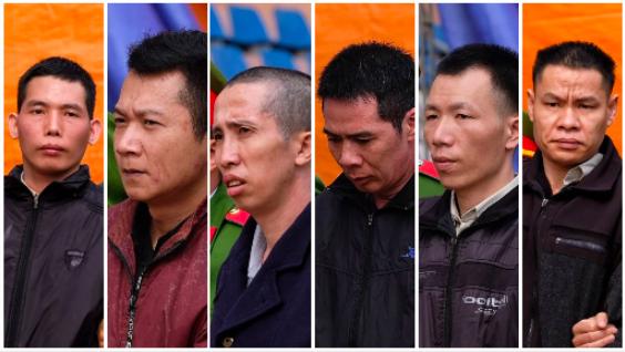 Đề nghị tử hình 6 bị cáo sát hại nữ sinh tại Điện Biên
