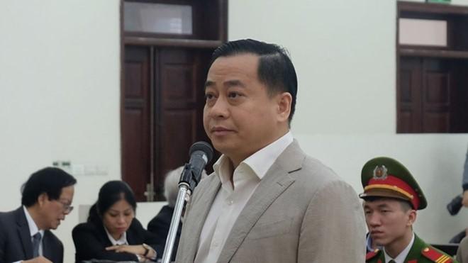 Bị cáo Phan Văn Anh Vũ uất ức khi bị coi là 'tội đồ'