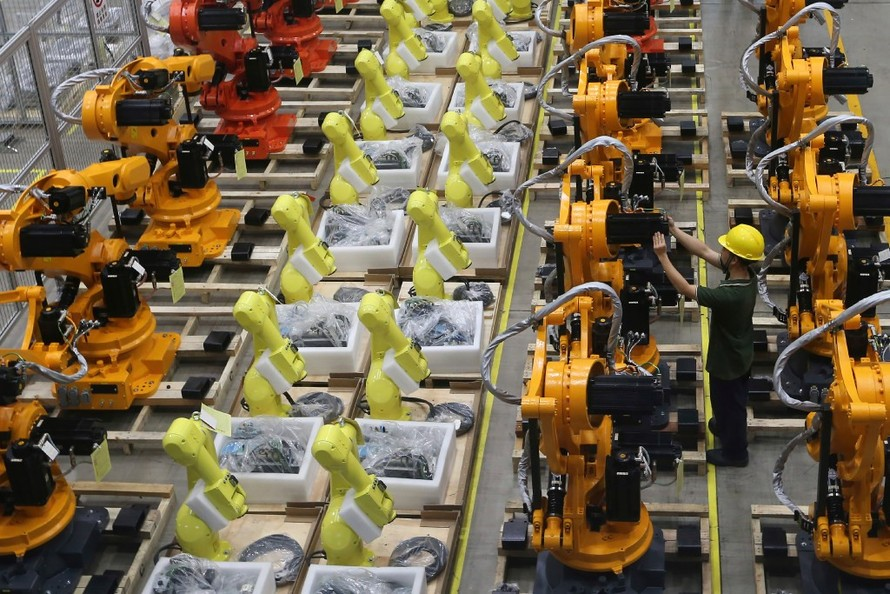 Trung Quốc: Robot và AI sẽ không làm gia tăng làn sóng thất nghiệp