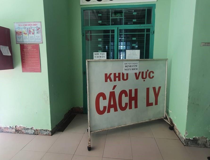 Các bệnh nhân nghi nhiễm virus nCoV đang được cách ly, theo dõi tại Bệnh viện Nhiệt đới tỉnh Khánh Hòa. Ảnh: Báo Giao thông
