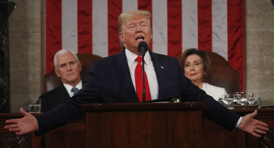 Trump chính thức được Thượng viện tha bổng