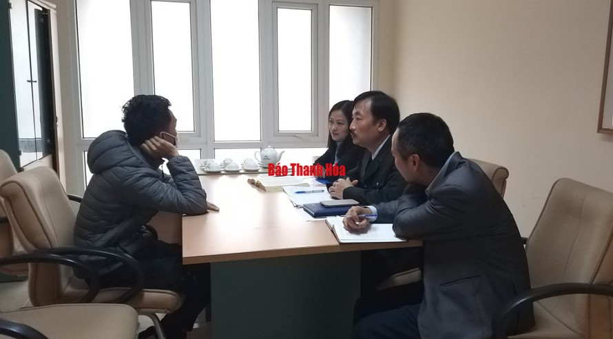 Thanh Hóa: Xử phạt chủ tài khoản Fanpage do đăng tài liệu mật