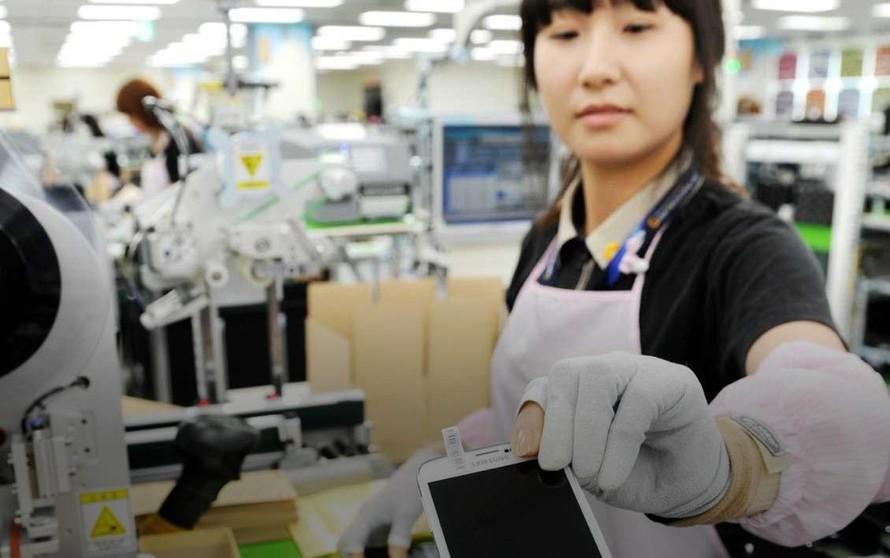 Nhân viên nhiễm Covid-19, Samsung đóng cửa một nhà máy