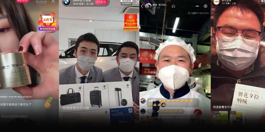 Dịch bệnh mở ra cơ hội cho ngành thương mại điện tử Trung Quốc