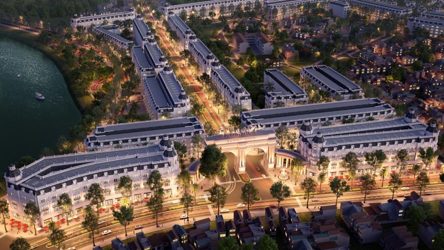 """Danko City Thái Nguyên đang là """"đích ngắm"""" của nhiều cư dân, nhà đầu tư"""