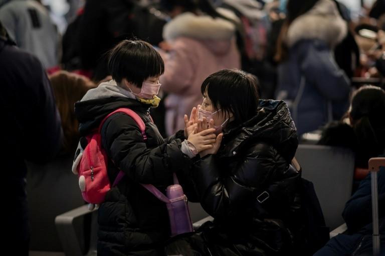 Số ca nhiễm Covid-19 tại Trung Quốc đảo chiều giảm