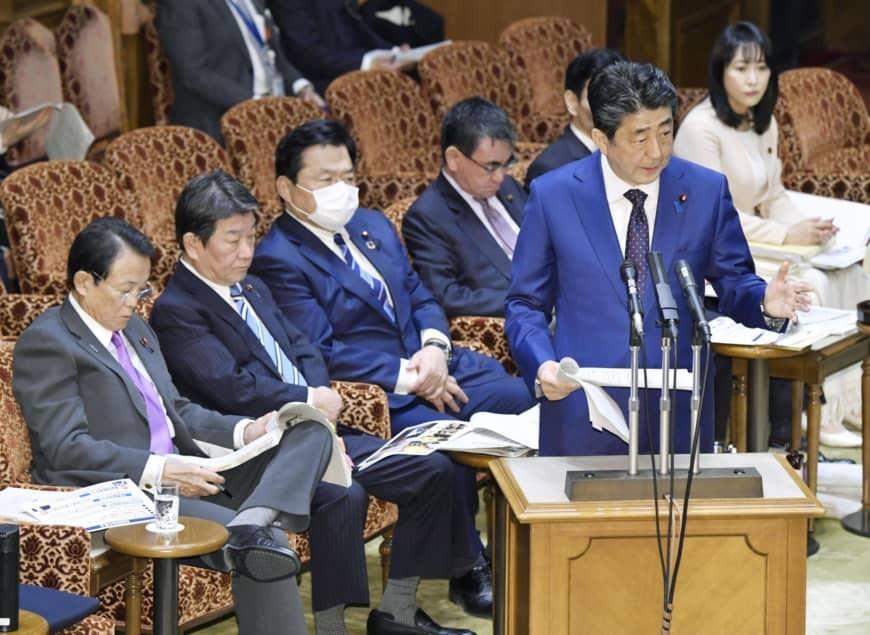 Thủ tướng Nhật để ngỏ khả năng hoãn Olympic 2020