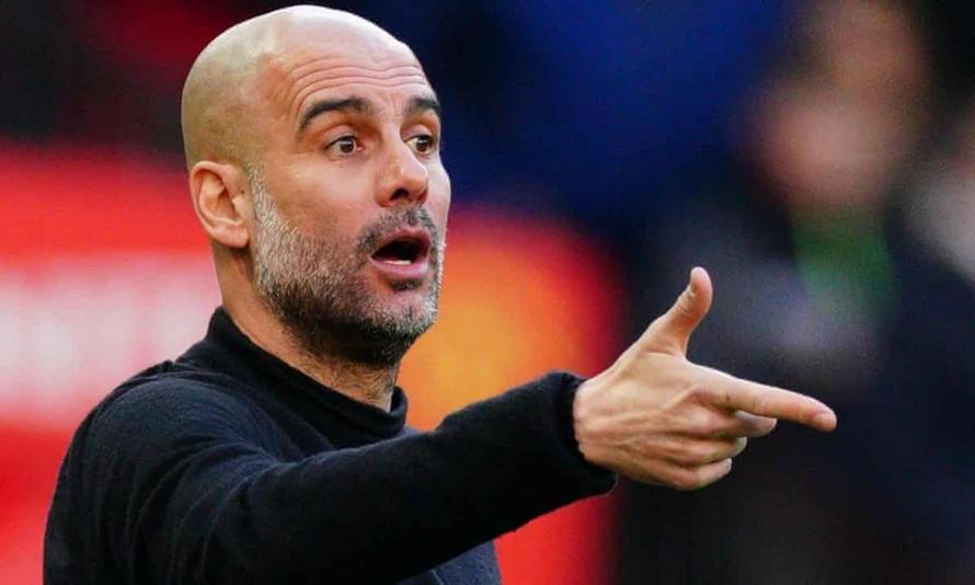 HLV Pep Guardiola quyên góp tiền chống dịch cho Tây Ban Nha