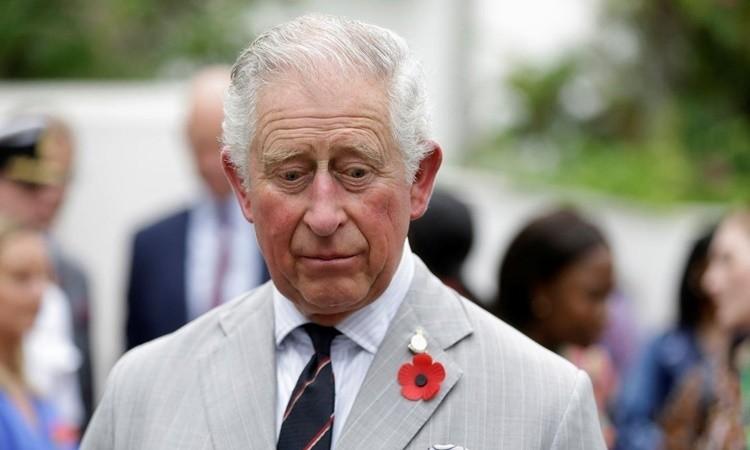 Thân vương Charles nhiễm Covid-19