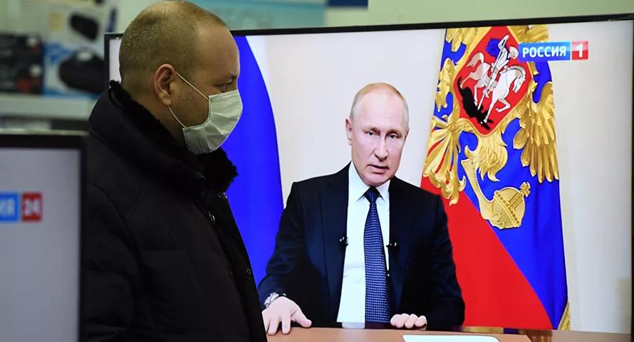 Tổng thống Putin: Nga có thể đánh bại COVID-19 trong vòng 3 tháng