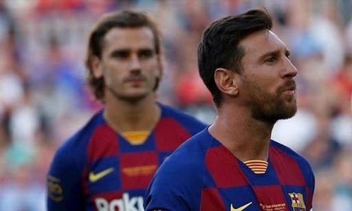 Messi và đồng đội chấp nhận cắt giảm lương trong mùa dịch