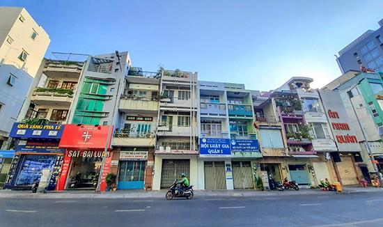 Sài Gòn ngày đầu cách ly toàn xã hội