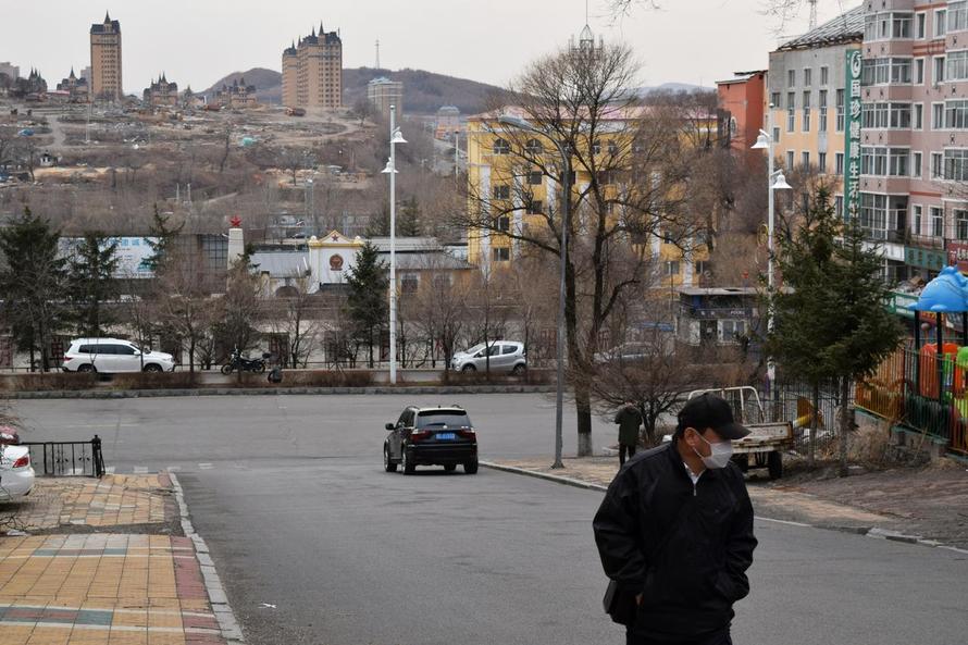 Trung Quốc tăng cường dập dịch tại vùng Đông Bắc