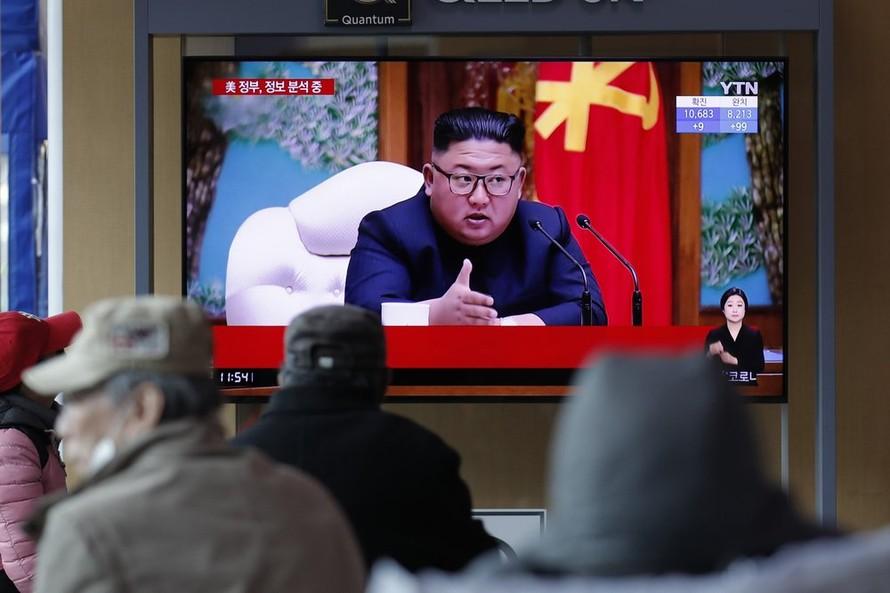 Truyền thông Triều Tiên im lặng trước tin đồn về Chủ tịch Kim