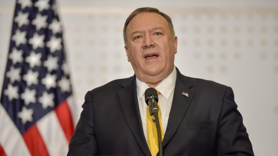 Ngoại trưởng Mỹ: Trung Quốc biết về virus corona từ tháng 11