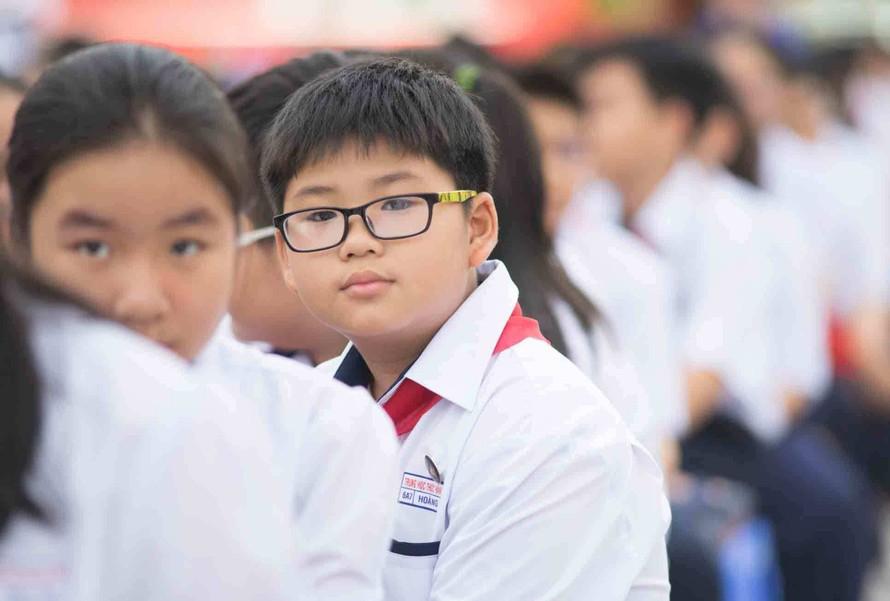 Học sinh TP HCM bắt đầu đi học lại từ ngày 4/5